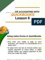 a. QB lesson 6