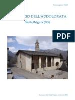 Cartografia chiesa di santa brigida