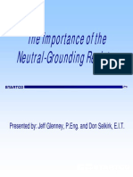 The Importance of the Neutral Grounding Resistor Nov 2006.pdf