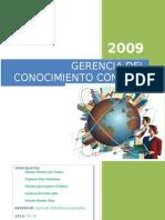 Gerencia de Conocimiento_NTICS