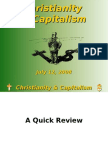 Christianity & Capitalism, Part 3