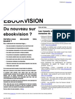 eBook Vision Blog Zine