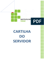 Cartilha Do Servidor