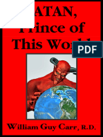 SATAN ~ Prince of this World (excerpts and commentary)