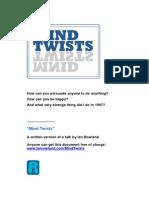 Mind Twists