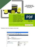 Presentacion RAC 10gr2 Linux30 INSTALACION RAC