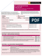 Direct - Application Under Streamlined VISA Processing Form