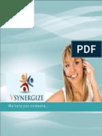 Vsynergize Outsourcing -BPO service provider