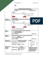Bab 2 - DAYA DAN GERAKAN Modul Fizik SPM Bahasa Melayu