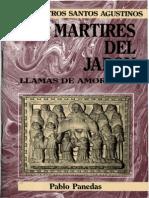 Panedas, Pablo - Martires Del Japon, Llamas de Amor Vivas