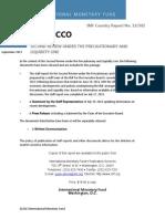 Morocco Second Review Under the Precautionary and Liquidity Line
