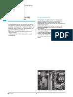Seccionamiento, protección contra los cortocircuitos y sobrecargas