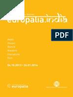 24th Biennial - europalia.india