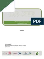 COZEB - Rapport Final