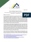 RGA Investment Advisors Q3 2013 Commentary