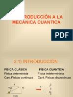 Introduccion a La Mecanica Cuantica