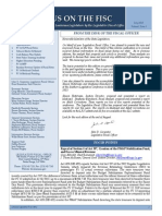 Focus on the Fisc - July 2013