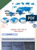 6. NIC-18 INGRESOS DE ACTIVIDADES ORDINARIAS.pptx