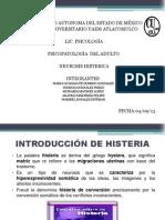 Presentacion de Neurosis Histerica