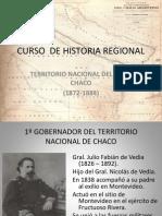 Power Gobernacion del Chaco Curso de Historia Regional