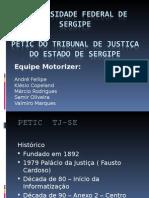 Apresentação_PETIC_TJ_SE