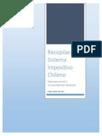 Sistema Impositivo en Chile - Felipe a. Morales