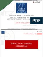 Mercato immobiliare turistico_Presentazione Fabio Tonello per Forum Scenari Immobiliari 2014