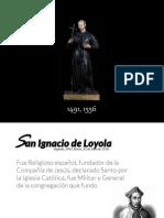 Unidad 3 San Ignacio de Loyola y la Contrarreforma - Mateo Atehortúa