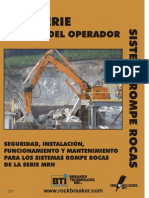 150 4065 MRH Operators Manual Spanish