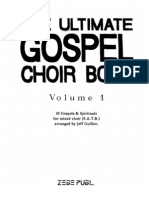 #the Ultimate Gospel Choir Book 1 (Satb)