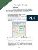 Petropysical Modeling