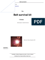 Belt Survival Kit
