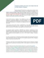Acuerdo de Complementación Económica entre Perú y los Estados Parte del MERCOSUR