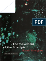 Vaneigem Raoul the Movement of the Free Spirit