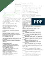 Legal Profession Course Outline (2009) PLM
