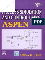 Process Simulation and Control Using Aspen