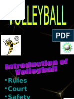Phe Powerpoint Presentation-Vball