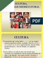 3.2 Cultura, Diversidad Socio-cultural