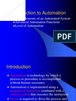 2 Introduction to Automation