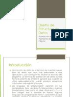 Diseño de Estructura de Datos Abstraccion