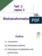bio transformations