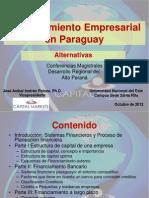 Alternativas de Financiamiento Empresarial