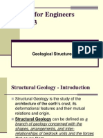 Structural Geology I