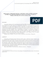 Irurtia, M. P. - Relaciones entre los indigenas de la patagonia y la población blanca. (2005)