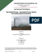 Sample Smart Ground Report