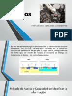 Arquitectura de Computadoes