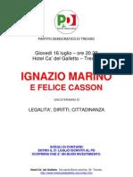 Locandina e Manifesto Marino