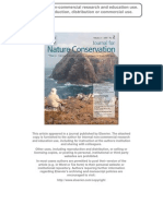 Are the IUCN standard home-range thresholds for species a good indicator to prioritise conservation urgency in small islands? A case study in the Canary Islands (Spain)