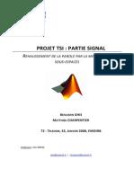 Rapport Tsi Partie Signal