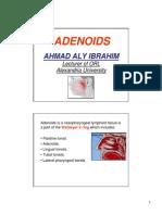 Adaenoids